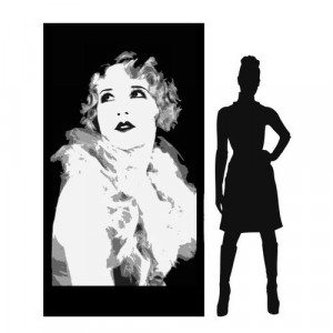 1920's lady (blonde)