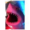 3D Shark head