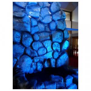 8ft Stone Effect Waterfall