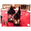 Arabian Lanterns (Black Small)