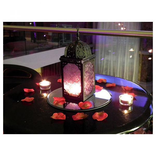 Arabian Lanterns (Purple)