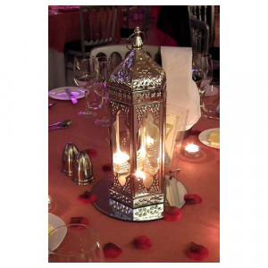 Arabian Lanterns (silver)