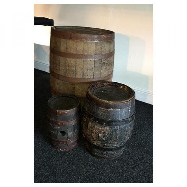 Barrel of moonshine