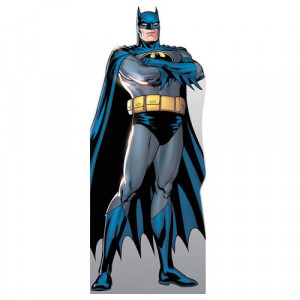 Batman Character Cutout