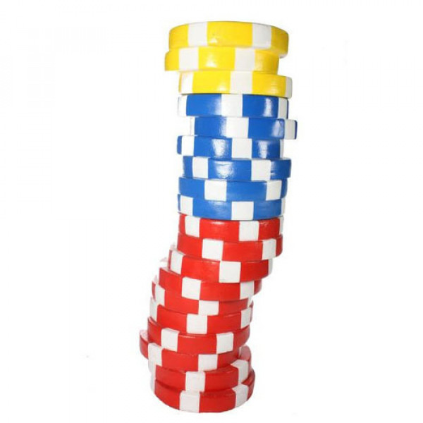 Casino Chip Stack 1