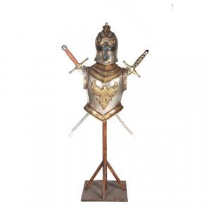 Crossed Sword Armour 2