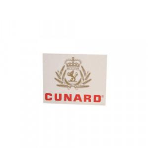 Cunard sign