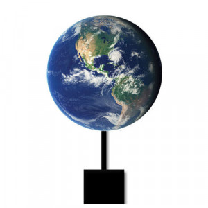 Earth Cutout