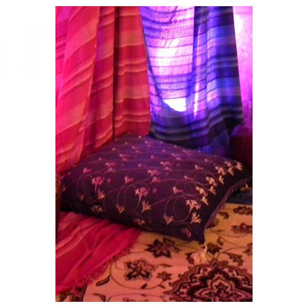 Floor Cushions - Blue