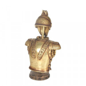 Gold Belgian Half Armour