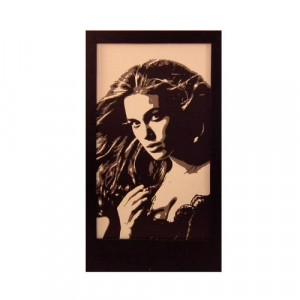 Kiera Knightley (Miss Swan) Silhouette Panel