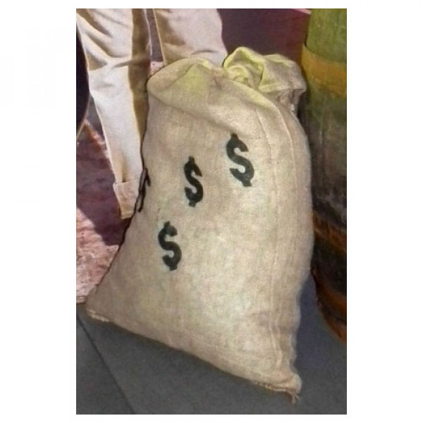 Large Dollar Swag Bang