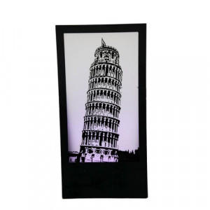 Panel - Leaning Tower of Pisa