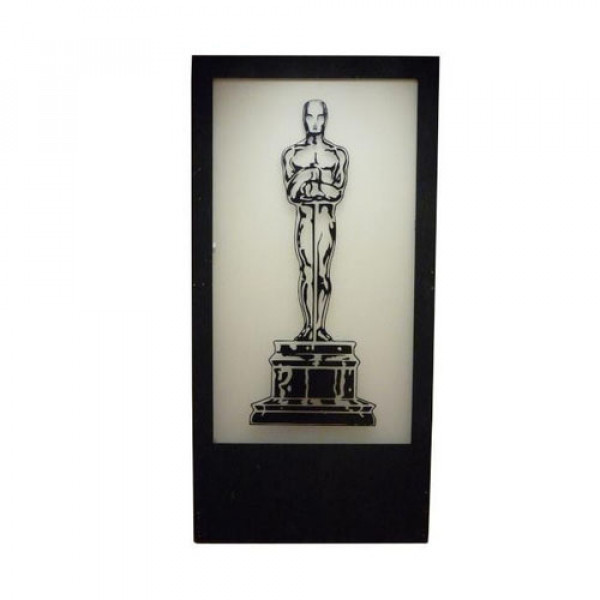 Panel - Oscar Statue