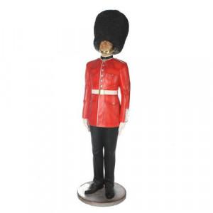 Queens Guard Statue