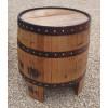 half barrel table