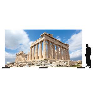 Parthenon Greek Backdrop