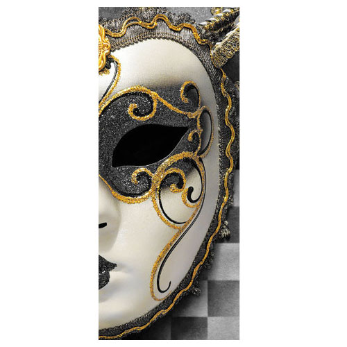 Masquerade Pull Up Banner 2