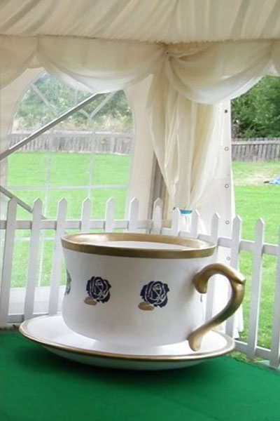 Party Props For Hire Giant Teacup And Saucer
