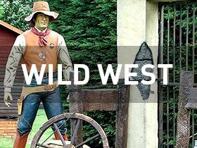 wild west props
